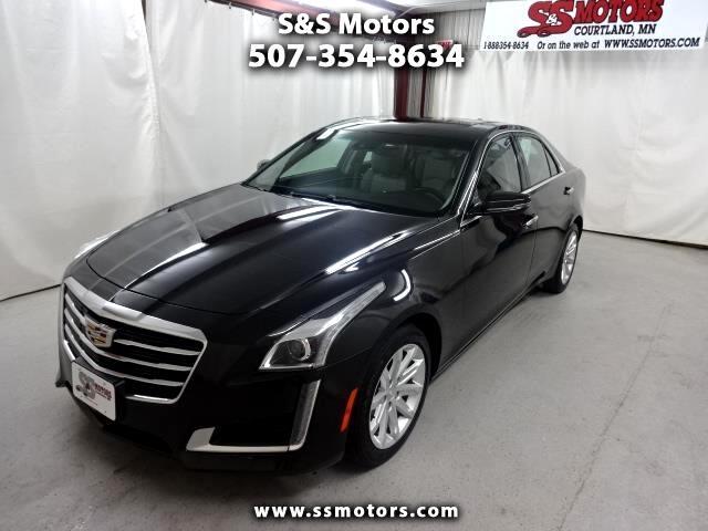 2015 Cadillac CTS 3.6L Luxury AWD