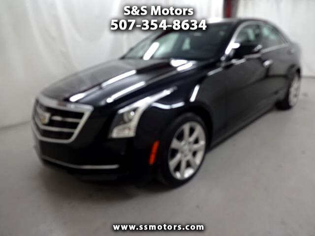 2015 Cadillac ATS 2.0L Turbo Luxury AWD
