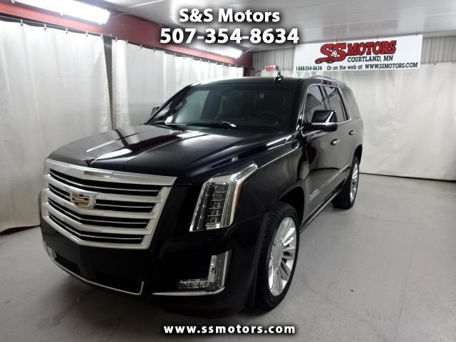 2015 Cadillac Escalade Platinum 2WD