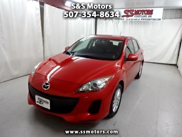 2013 Mazda MAZDA3 i Touring AT 5-Door