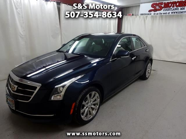 2017 Cadillac ATS 2.0L Luxury AWD