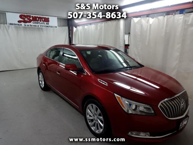 Buick LaCrosse 4dr Sdn FWD 2014
