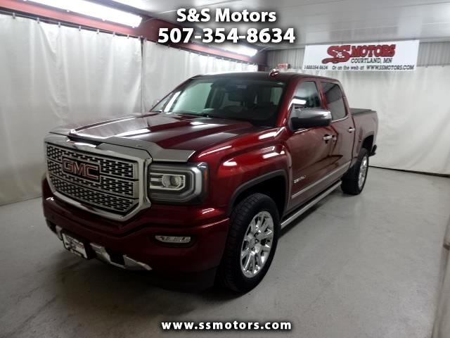 Used 2016 gmc sierra 1500 denali crew cab long box 4wd for - How long do modular homes last ...