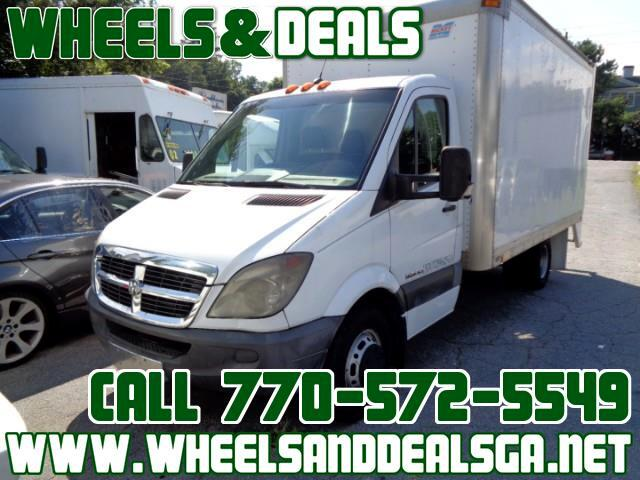 2007 Dodge Sprinter Van 3500