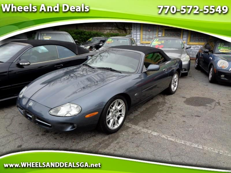 2001 Jaguar XK-Series XK8 Convertible