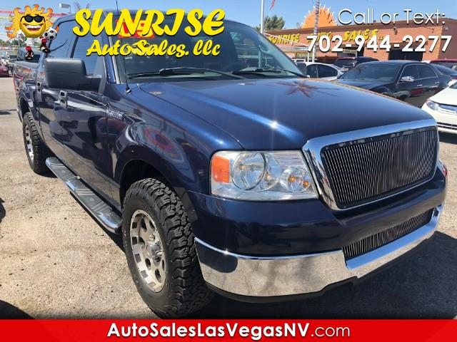 2005 Ford F-150 XLT SuperCrew Short Bed 2WD