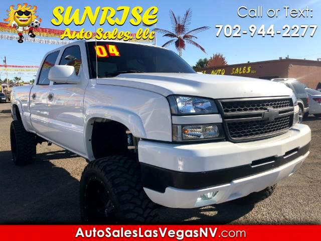 2004 Chevrolet Silverado 2500HD Work Truck Crew Cab Short Bed 2WD