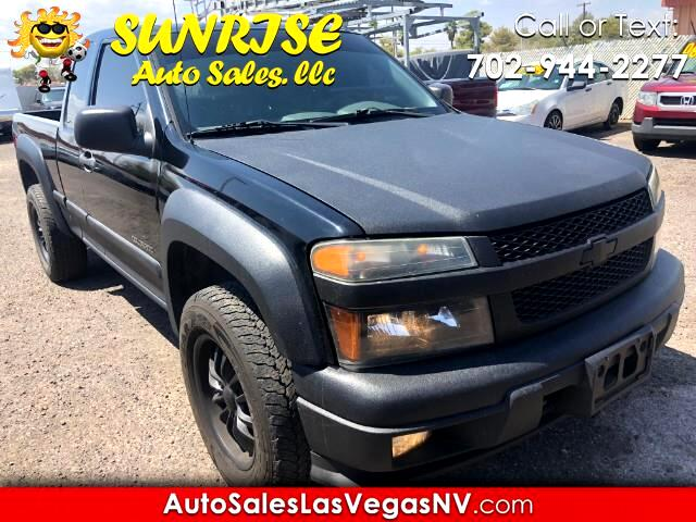 2004 Chevrolet Colorado LS Z71 Ext. Cab 4WD