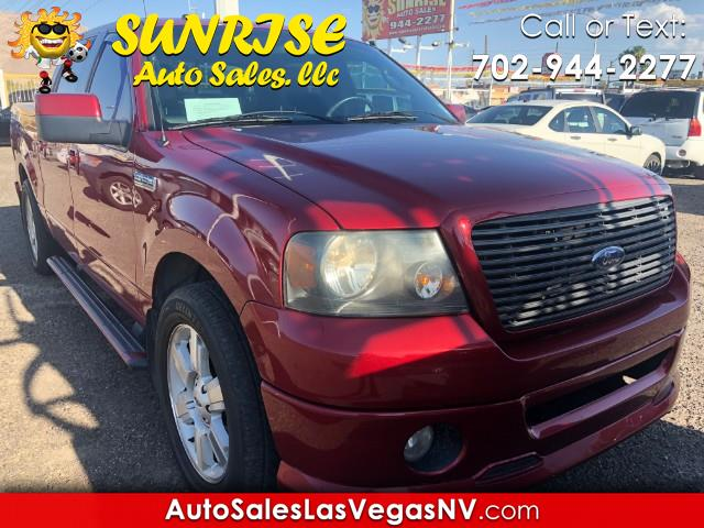 2007 Ford F-150 FX2 2WD