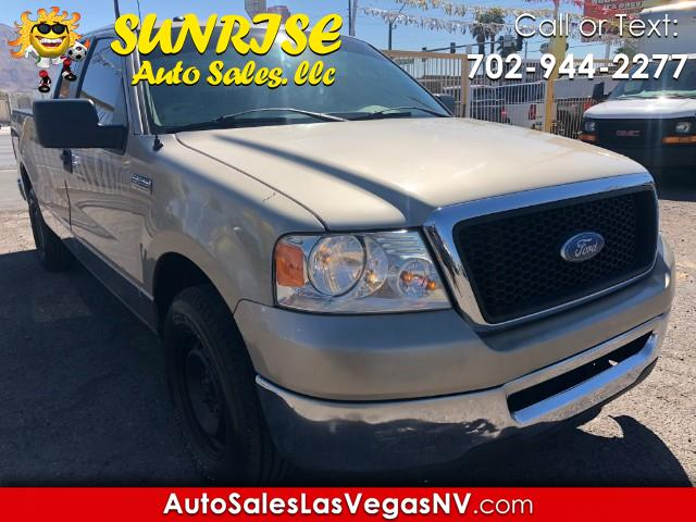 2007 Ford F-150 XLT SuperCab Long Box 2WD