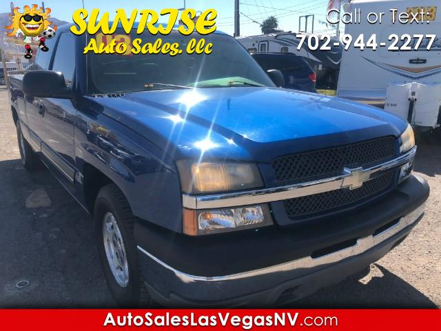 2003 Chevrolet Silverado 1500 LT Ext. Cab Short Bed 2WD