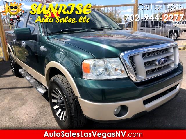 2007 Ford F-150 King Ranch 2WD