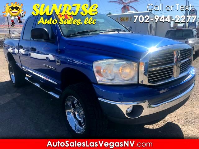 2007 Dodge Ram 1500 SLT Quad Cab Short Bed 2WD