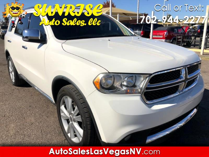 2011 Dodge Durango Crew 2WD