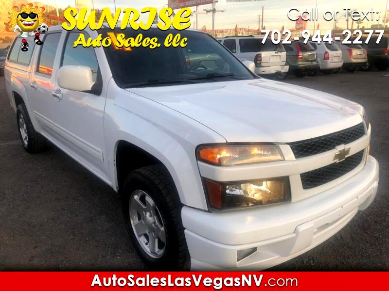 2011 Chevrolet Colorado 1LT Crew Cab 2WD