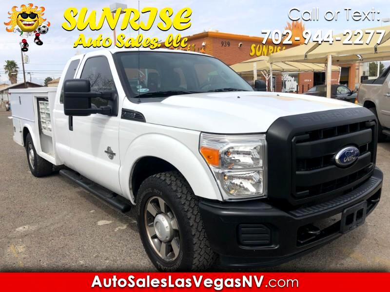 2011 Ford F-350 SD SuperCab 4WD