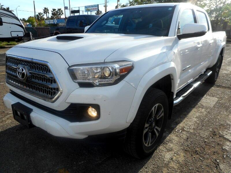 2016 Toyota Tacoma TRD Off Road Double Cab 6' Bed V6 4x4 AT (Natl)