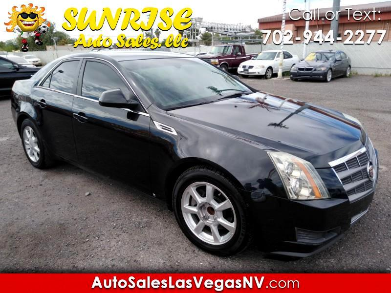 2009 Cadillac CTS 3.6L SIDI with Navigation