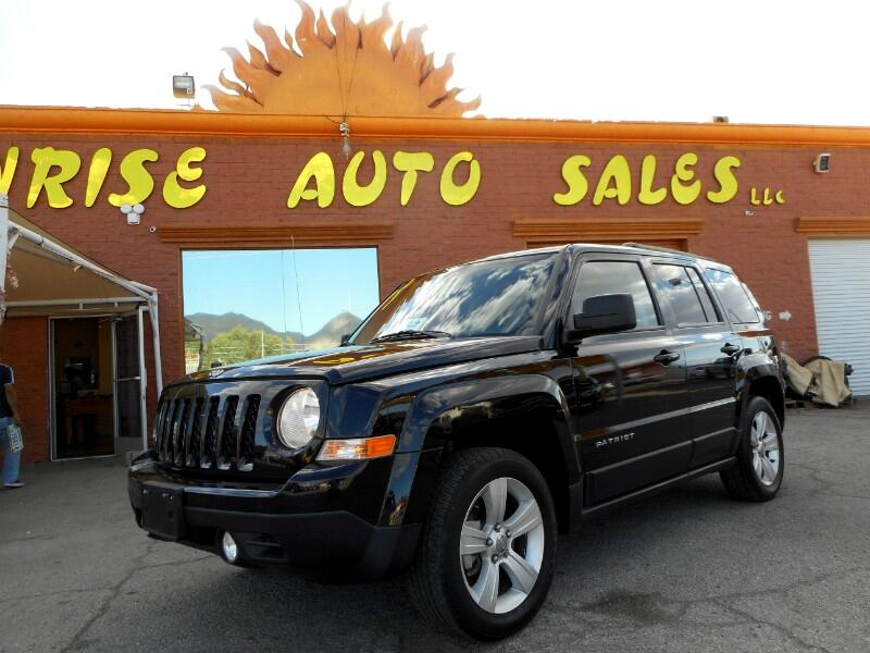 2017 Jeep Patriot Latitude 2WD