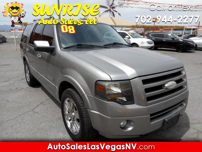 2008 Ford Expedition Limited 4WD