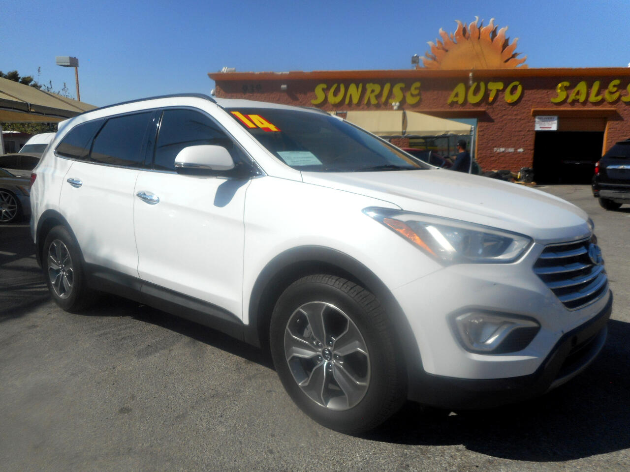 Hyundai Santa Fe FWD 4dr Limited *Ltd Avail* 2014