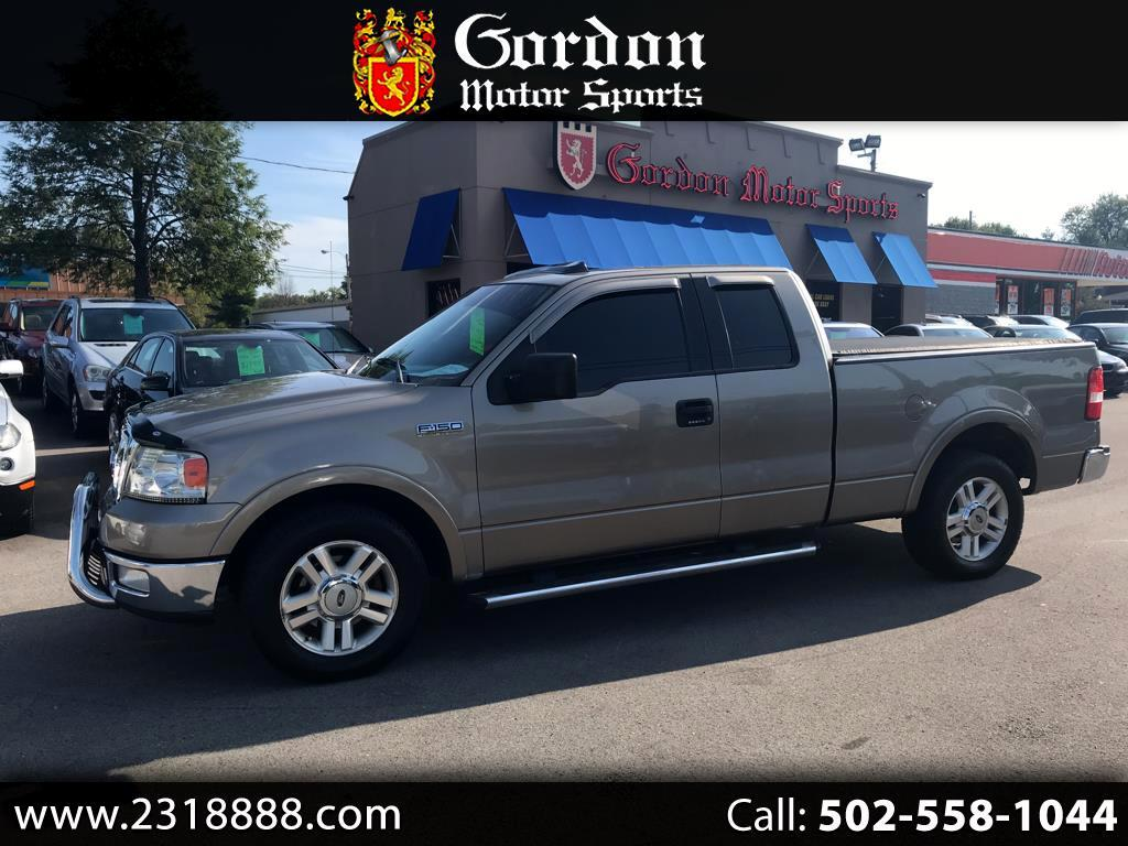 Used Cars For Sale Louisville Ky 40291 Gordon Motor Sports 2004 Ford F 150 Lariat 4x4 Supercab 2wd