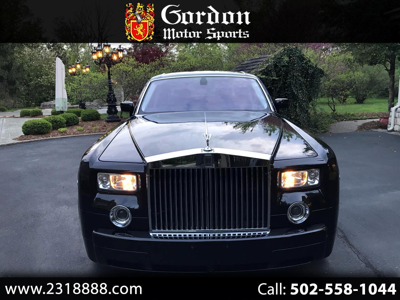 2006 Rolls-Royce Phantom Sedan