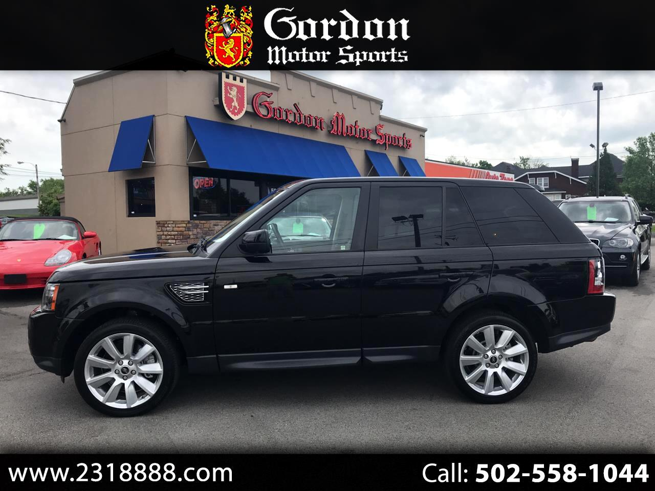 Land Rover Louisville >> Used 2013 Land Rover Range Rover Sport For Sale In Louisville Ky