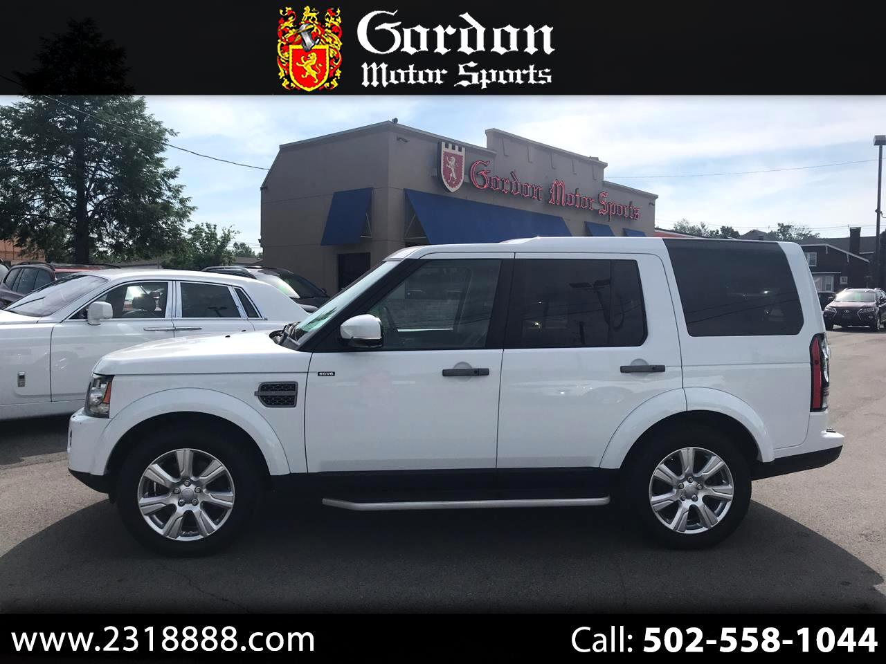 Louisville Land Rover >> Used 2015 Land Rover Lr4 For Sale In Louisville Ky 40291 Gordon
