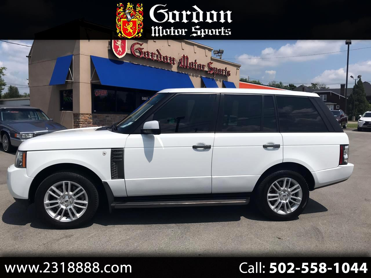 Land Rover Louisville >> Used 2011 Land Rover Range Rover For Sale In Louisville Ky 40291
