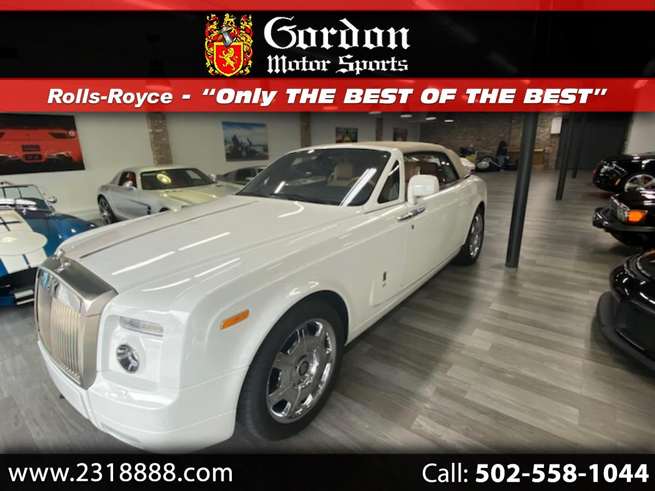 Rolls-Royce Phantom Drophead  2012
