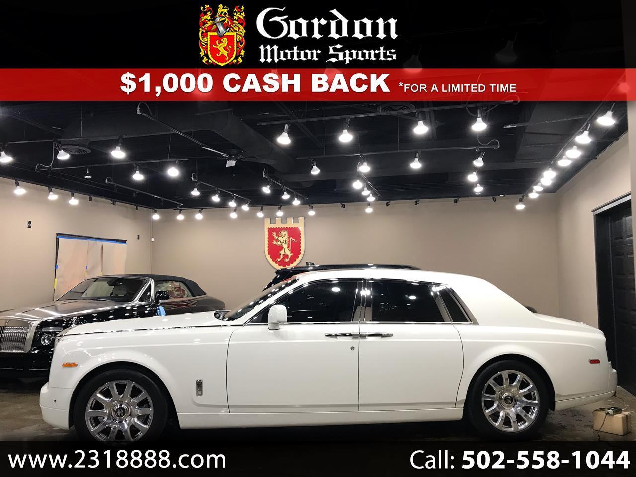 Rolls-Royce Phantom Sedan 2014