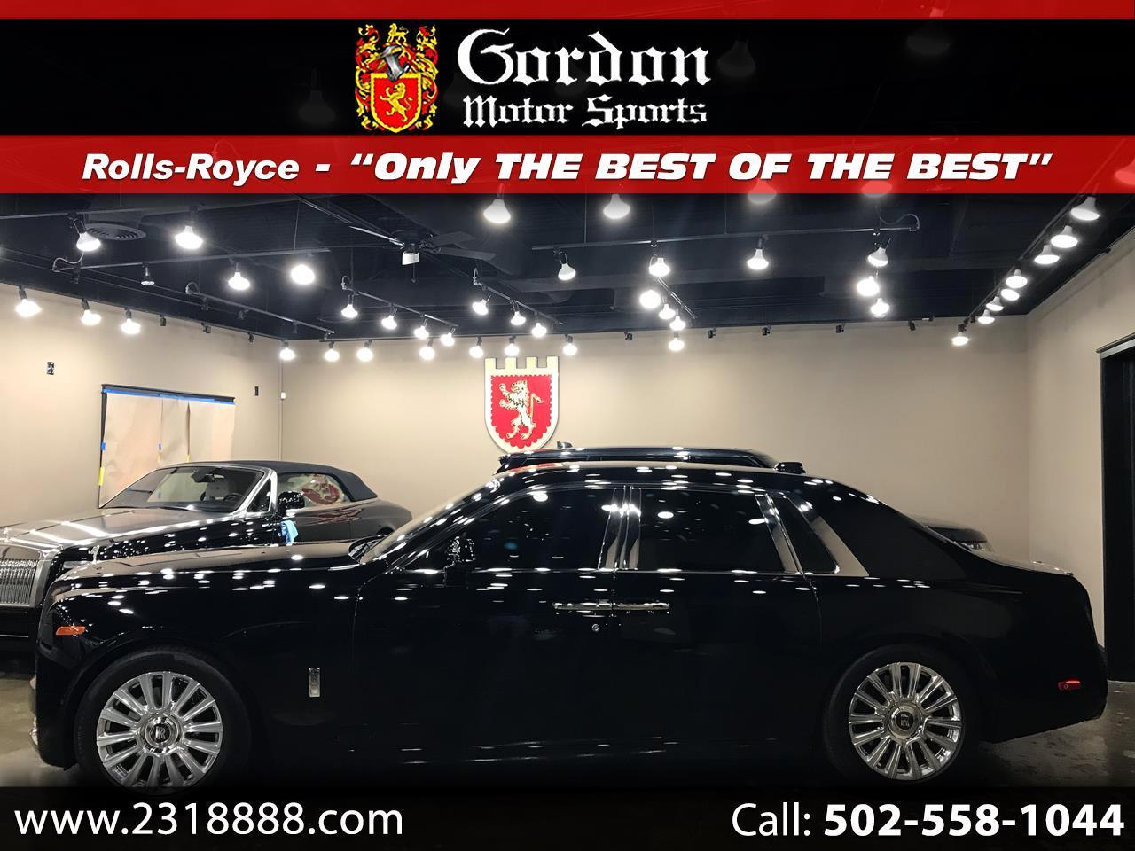 Rolls-Royce Phantom Sedan 2019