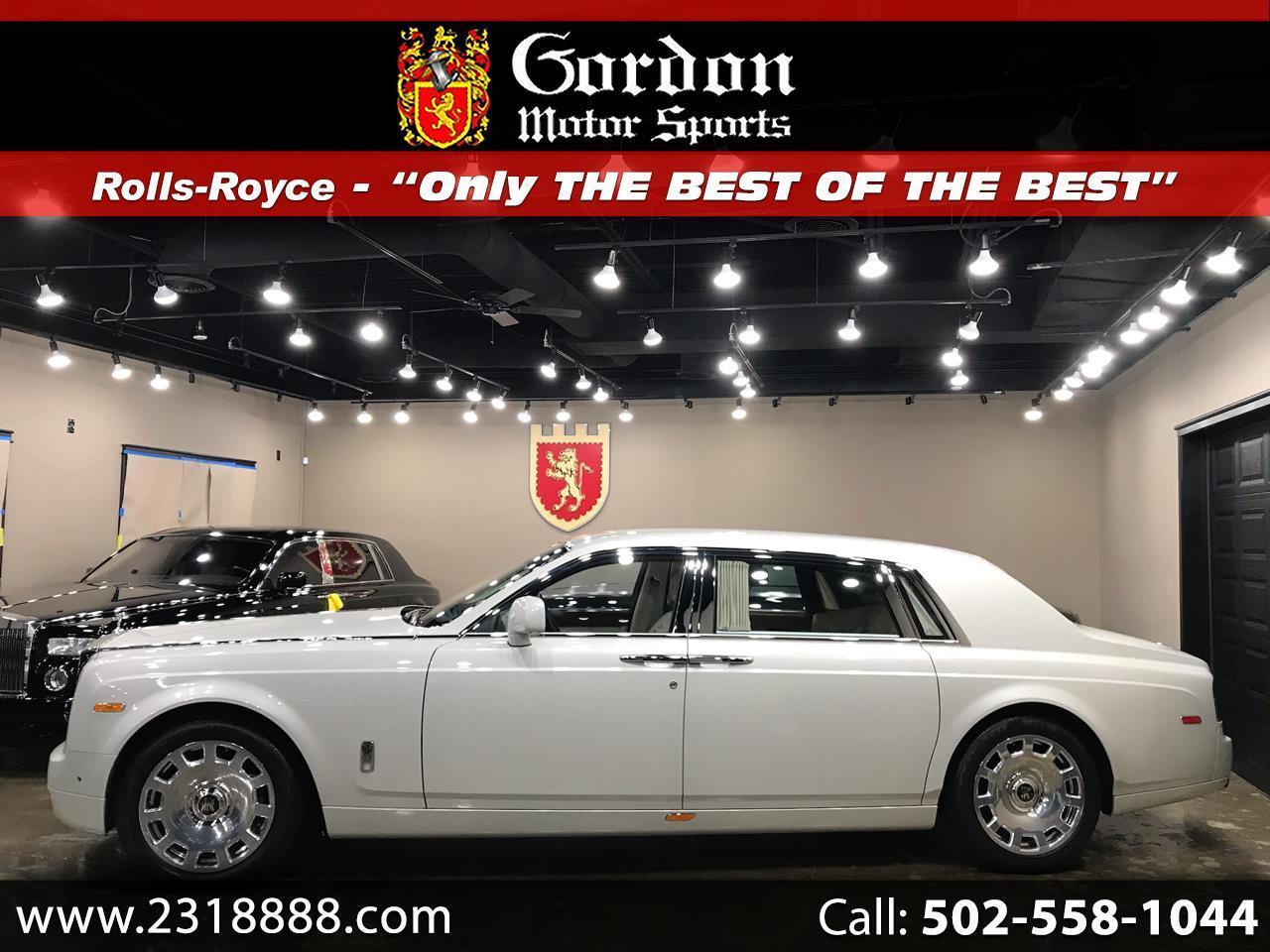 Rolls-Royce Phantom Extended Wheelbase Sedan 2013