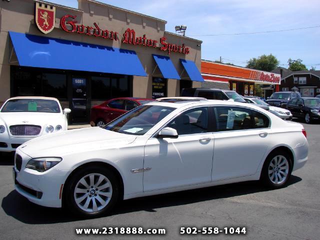 BMW 7-Series 750Li xDrive 2011