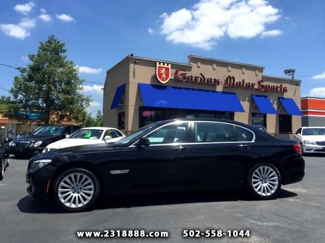 BMW Alpina B7 LWB xDrive 2012