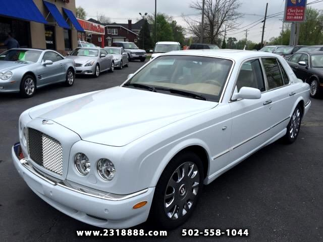 Bentley Arnage R 2006