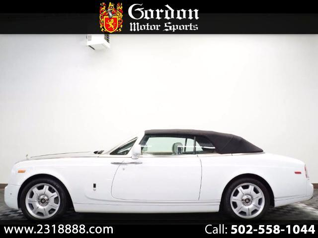 2014 Rolls-Royce Phantom Drophead Base