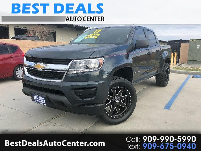 2017 Chevrolet Colorado LT Crew Cab 2WD