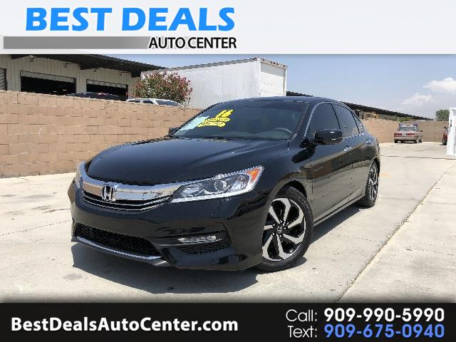 2016 Honda Accord EX Sedan CVT