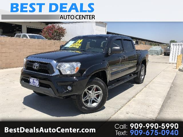 used 2014 toyota tacoma prerunner double cab v6 5at 2wd for sale in bloomington ca 92316 best. Black Bedroom Furniture Sets. Home Design Ideas