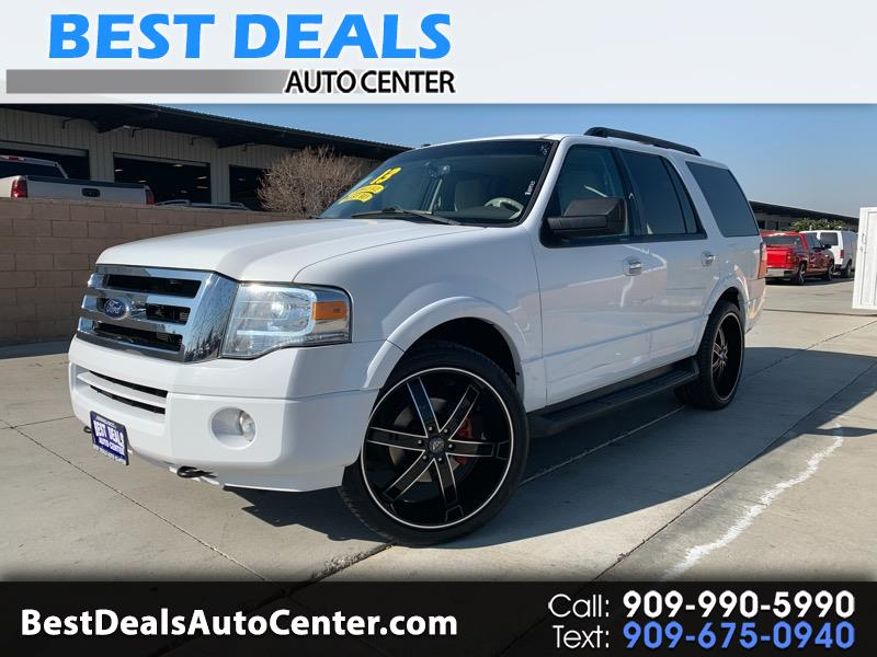 2013 Ford Expedition XLT 5.4L 4WD