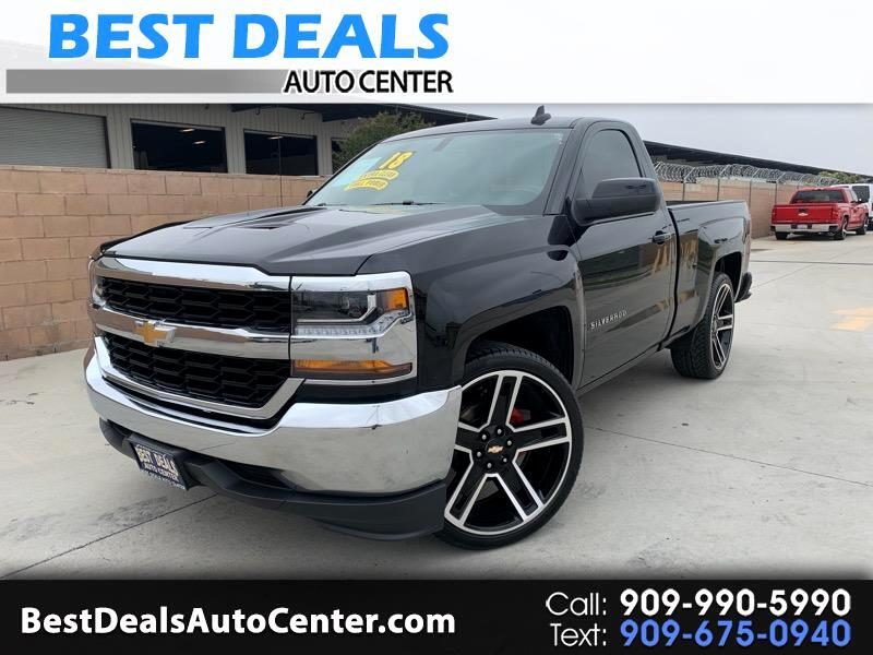 2018 Chevrolet Silverado 1500 LT Short Box 2WD