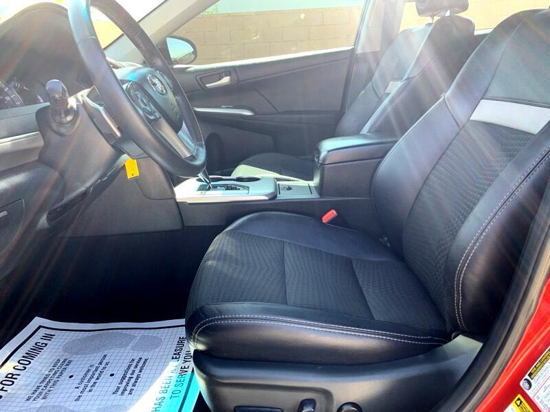 2012 Toyota CAMRY/SE/L SE