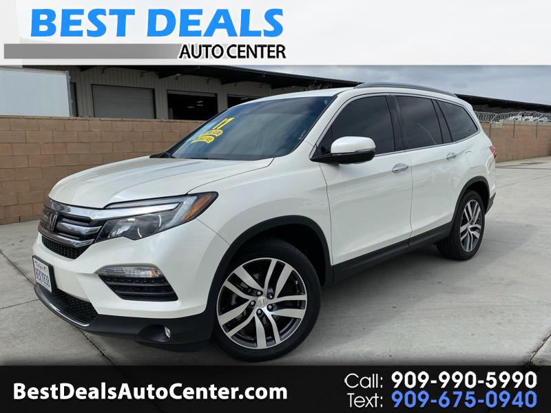Honda Pilot Touring 2WD 5-Spd AT with DVD 2017