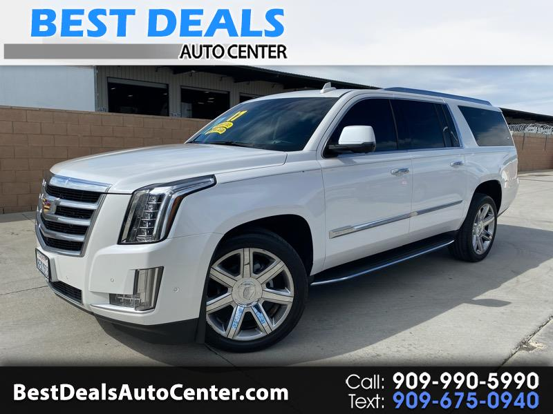 Cadillac Escalade ESV 2WD Luxury 2017