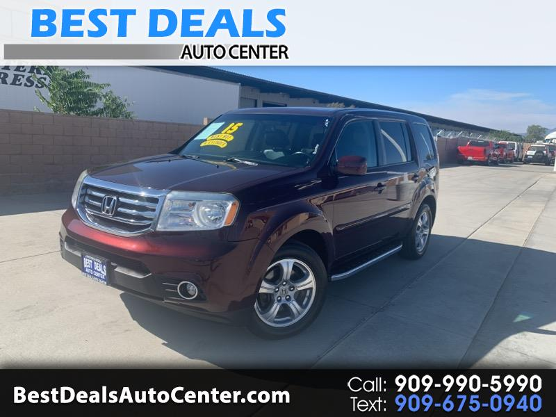 Honda Pilot EX-L 2WD 5-Spd AT with Navigation 2015