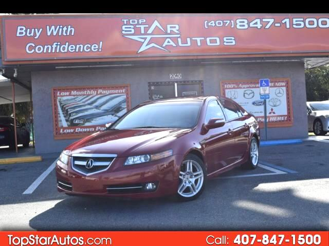 2008 Acura TL 5-Speed AT