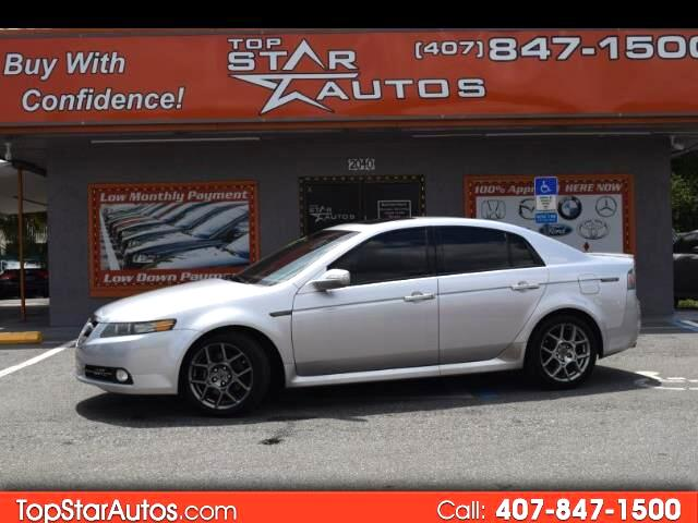 2007 Acura TL Type-S 6-Speed MT