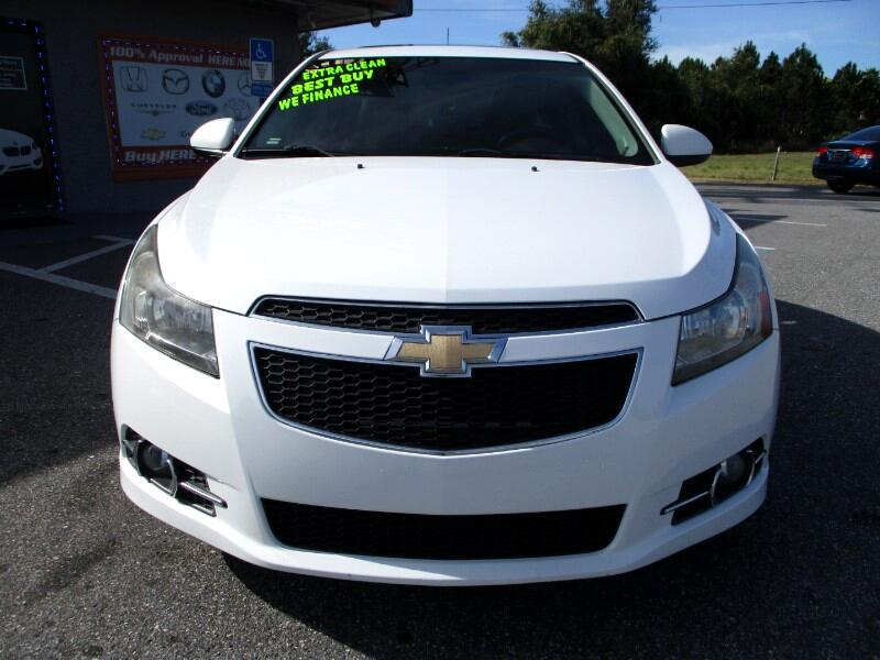 2012 Chevrolet Cruze LTZ